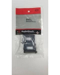 RadioShack - 273-104 - Snap-On Ferrite Toroid RF Choke Core, Two (2) Cores in Package.