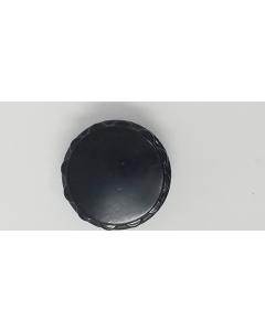 "DAKA-WARE - Davis Molding - 197267A1 - Hardware Fluted Finger Grip Knob, For 1/4"" - 28 Threaded Shaft."
