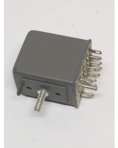 AMF Potter Brumfield - KH-5651 - Alternate - KHS-17A31-120 - Relay, AC. 4PDT 120 VAC 50/60 Hz, 3 Amp.
