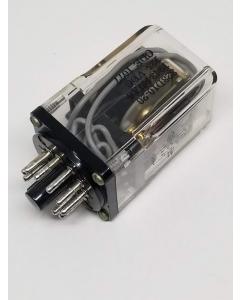 Cornell Dubilier - 323D-10-20 - 120 VDC Coil Relay, 3PDT, 10 Amp