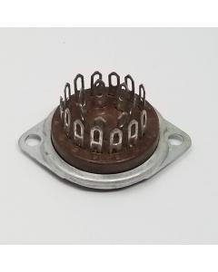 CINCH JONES - 20-JRS - Industrial Relay Socket. 20 Position.