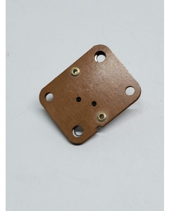 UID - 421 -  Isolated Sockets for TO-66 Transistor and Other Components.