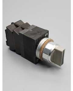 GEMCO - 404S34121YAA3A11 - Stock One Switch, Rotary. Contacts: 2P3T.