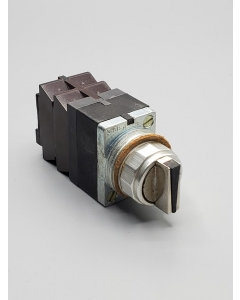 GEMCO - 404S32121YAA33 - Stock One Switch, Rotary. Contacts: 2P3T.
