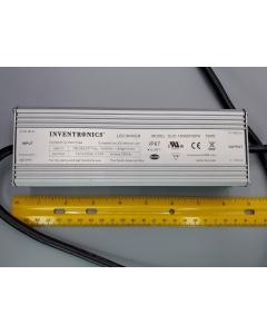 Inventronics - EUC-150S070STA - LED Driver, 150W Constant Current Type, Input - 100-240VAC/277VAC, 107 - 214 VDC Output.