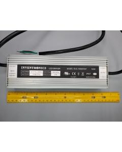 Inventronics - EUC-150S070ST - LED Driver, 150W Constant Current Type, Input - 100-240VAC/277VAC, 107 - 214 VDC Output.