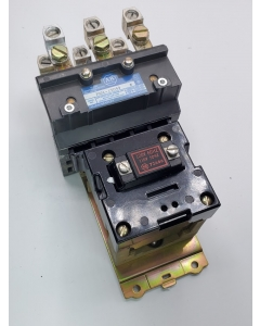 Allen Bradley - 702L-COD93 -  Series K - 60 Amp Continuous Rating, 3 Pole Relay, AC Lighting Contactor, New