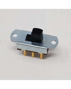 VIO - 8159K40P0021 - Switch, Slide. Contacts: DPDT, High Quality Gold Plated Solder Lugs.