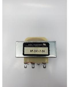 SIGNAL TRANSFORMER INC - 241-7-24 - Transformer, Power. 115/230V Primary, 24V Secondary