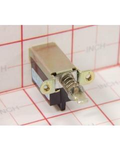 Matsushita - S-3 TV-3 ESB-702T-671 - Switch, pushbutton, latching. DPST-3A