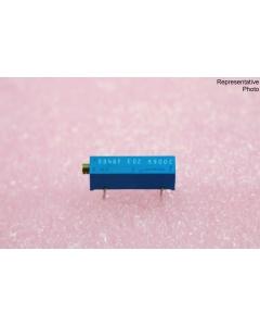 BOURNS - 3006W001203 - Resistor, trimming. 20K Ohm 3/4W.