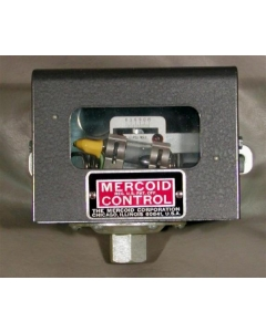 "Dwyer Instruments / Mercoid Control - AS-9 - Pressure Switch 4 AMP, Adjustable Pressure Control 0-15 PSI  ""New"""