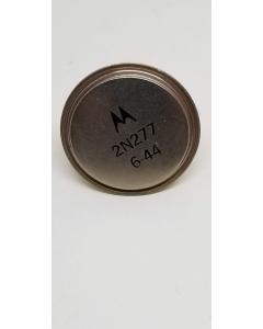Motorola - 2N277 - Transistors, PNP. 40V 170 watt at 25degC. Factory New