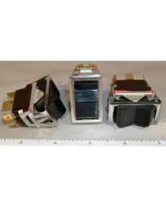 MCGILL - 3-362 - Switch, rocker. DPDT CO 16A 277V.