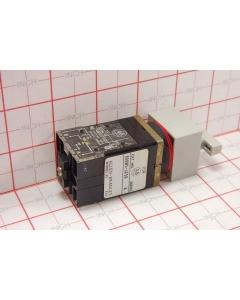 ALLEN BRADLEY - AB - 800MS-JX5U - Switch, rotary. 3 Pos. 1 side mom.