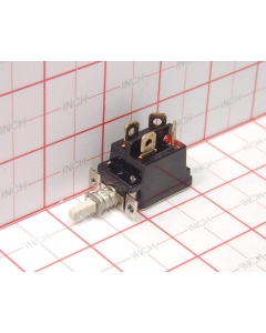 RONG FENG CO LTD - SS-160 - Switch, pushbutton. DPST PO/PO Latching.