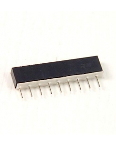 ROBINSON - NUGENT - SB-09-100-T - Connector, IC socket. 9 Position SIP.
