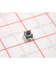 HOSIDEN CORP - HKW0269-01-200 - Switch, pushbutton. NO, tactile.