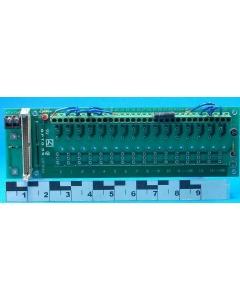 OPTO 22 - G4PB16H - Relay board, I/O. 16 Position/Relay Sockets.