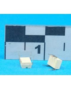 IR - PVA3354 - Relay, SSR. SP 130ma 0-300V AC/DC. 4 Dip.