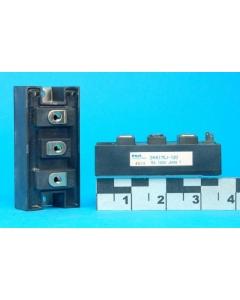 FUJI ELECTRIC - 2MBI75J-120 - Transistor, IGBT dual. P/N: 2MBI75J-120.