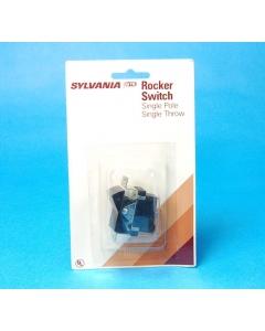 Sylvania - 3-638 - SPST 10 AMP ROCKER SW