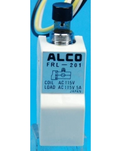 ALCOSWITCH - FRL-201 - Switch, pushbutton. Safety switch.