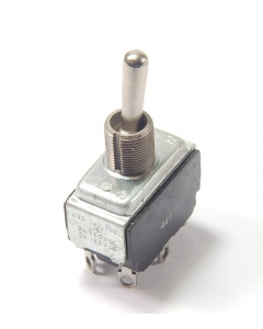 Cutler-Hammer / Eaton  - 3-683 - Switch, Toggle. DPDT 6A 125V.