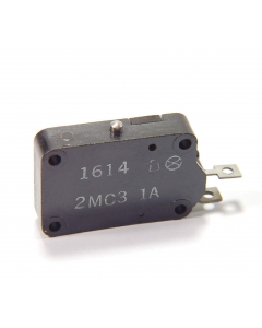 ACRO - 2MC3 1A - Switch, SPST-NC 10A Snap-Action, Momentary. Pin Plunger