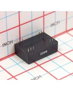 CDI - 212S24FR - DC/DC Converter. 2.5W. Output: 12V 165mA.