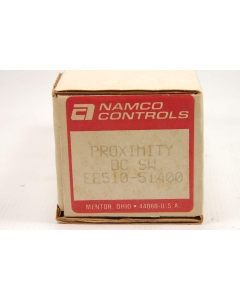 NAMCO CONTROLS - EE510-51400 - TUBULAR PROX SW 10-30VDC 100MA RF INDUCTIVE NON
