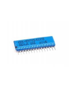 USI - 126-101717-0002 - HYBRID, LONG LOOP, ISC,TYPE REV.A. 9-SIP