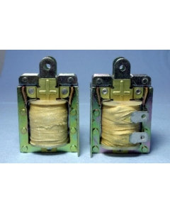 GUARDIAN ELECTRIC - A420-065891-00 - 13-7-160883 -Pull Solenoid, Coil: 230VAC 0.09A 340 Ohms.