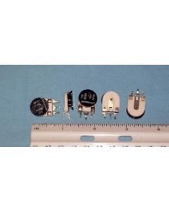 BOURNS - 3353W-1-254 - Trimpot. 250K Ohm 0.75 watt. Package of 10.