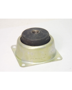 """LORD MANUF. - 204PHC18-100 - Rubber Anti-vibration Isolator Cup Shock Mount 3""""."""