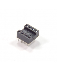 ROBINSON - NUGENT - 4-046-2 - Connector, IC socket. 8 Position. Package of 25.