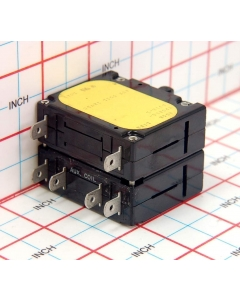 AIRPAX - UPGH12-5912-1 - Circuit breaker. 2P 10Amp and 12Amp 250VAC.