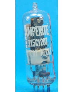 AMPERITE - 115C120T - Relay, timer. 115VAC 120 Seconds.
