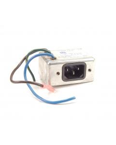 Sprague - JN17-5183A - Filter, line. 2 x 2 Amp 125/250VAC. Used.