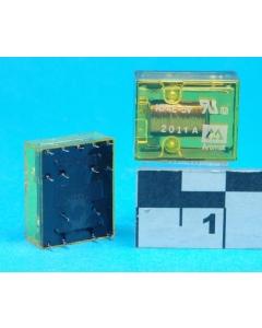 AROMAT - NF4E-5VDC - Relay. 4PDT 2Amp 5VDC.