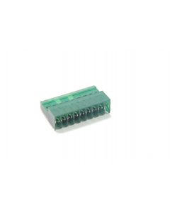 AMP/TYCO ELECTRONICS - 644482-9 00 - Connector, rectangular. Header female 9 position.