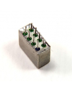Mini Circuit Labs - TMO-2.5-6 - Transformer, RF. 50-Ohm 0.01 to 100MHz