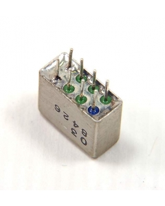 Mini Circuit Labs - TMO-3-1T - Transformer, RF. 50-Ohm 0.05 to 250MHz