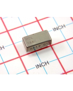 Mini Circuit Labs - TAK-1H - RF, Frequency mixers. 2-500MHz.