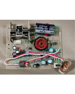 Texas Instruments - 1053201-0002 - Power supply board. Triple output.