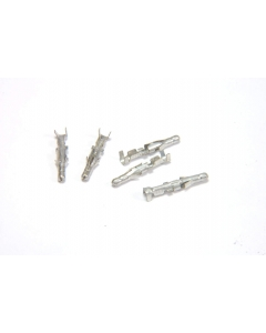 AMP INC - 770147-1 - Solderless terminals. M 24-18AWG. Package of 50.