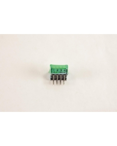 CTS - 194-4 - Switch, slide. Contacts: SPST 4P.