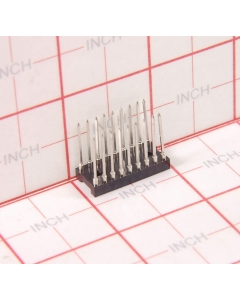 Advanced Interconnections - 4-191 - IC socket. Dip 18 pin WW.