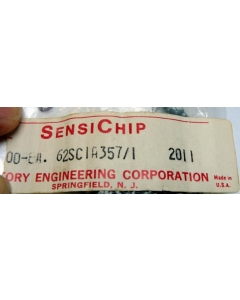VECO - 62SC1A357/1 - Thermistor, micro. 1 Meg Sensichip.