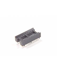 ROBINSON - NUGENT - ICN224S4 - Connector, IC socket. 22 Dip, ST. Package of 38